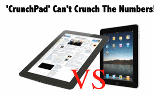 iPad vs JooJoo! 