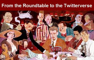 Twitter Wit, the new Algonquin Roundtable
