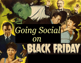 Social Media &amp; Black Friday