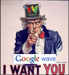 Google Wave Wants You