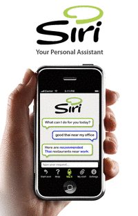 Siri, Virtual Personal Assistant