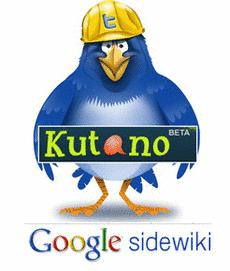 Kutano plus Google Sidewiki