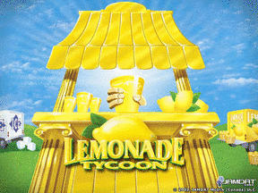 Lemonade Tycoon Video Game