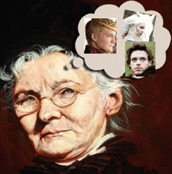 Mother Jones Airs 21st Century Political Attack Ads For Game Of Thrones' Candidates (Videos)