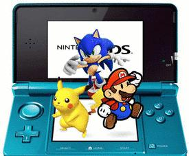 Games for the Nintendo 3DS