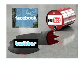 Oil Spill &amp; Social Media!