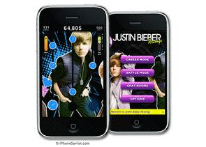 Justin Bieber Apps