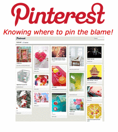 Pinterest: Latest Social Media Experiment Pinned With Skimming Charges?