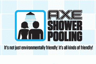 Axe Canada's Showerpooling!
