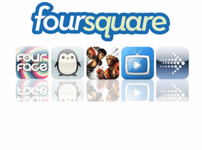 Foursquare App Gallery!