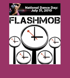 National Dance Day - July 31, 2010!