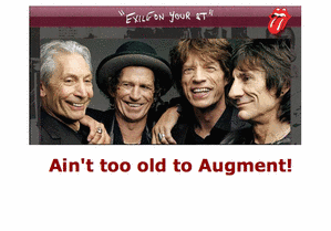 Augmented Reality &amp; Layar Give Rolling Stones&#039; Fans A Lot Of Satisfaction