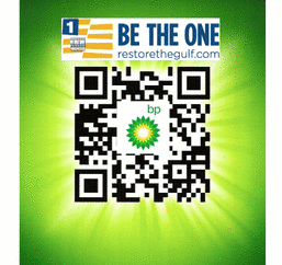 QR Codes To The Rescue In The Gulf For The BP Oil Spill