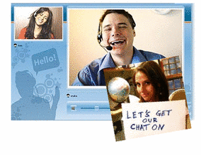 Social Media Adds Video Chat & Sean Parker To The Mix?