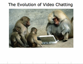 Evolution of Video Chatting