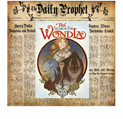 Daily Prophet & The Search for WondLa!