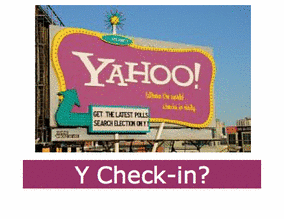 Yahoo's Y Connect Asks The Question Why Connect?