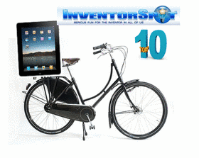 InventorSpot&#039;s Top Ten iPad Kickstands You Can&#039;t Find At The Apple Store