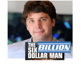 Andrew Mason, the Six Billion Dollar Man!