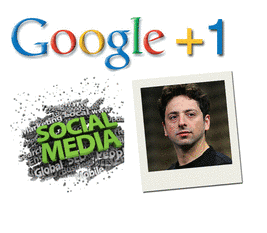 Social Media Plus Sergey Brin Equals Google Plus One!