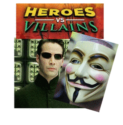 Social Media Hackers, Heroes or Villans?