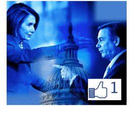'Social Media First' When Facebook Goes Live With Congressional Changing of the Guard