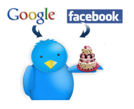 Google & Facebook in acquisition talks with Twitter?