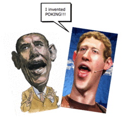 Social Media Summit When Obama Hit Silicon Valley To Poke Zuckerberg!