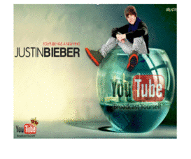 Justin Bieber, King of YouTube