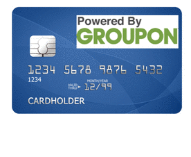 Groupon Credit Card!