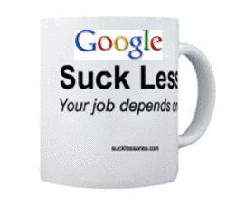 Sucking Less Socially Will Pay More At Google!