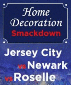 "Social Media Competition Lights Up ""Home Decoration Smackdown"" This Christmas in Jersey City, Newark & Roselle"