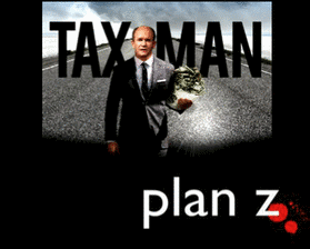 Plan Z, A Trillion Dollars (or more) & A Fiscal Shoe For The Other Foot