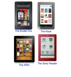 App-happy Or App-athetic eBook Readers: Kindle vs Nook vs iPad vs Sony EReader?