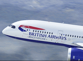 British Airways Pits Tweet-Fueled Plane Against Its Own Aircraft