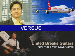 SimpliFlying vs United Breaks Guitars