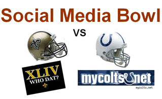 Social Media Bowl -2010!