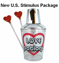 Government's Love Stimulus Plan For Valentines Day