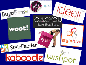 TOP TEN Social Shopping Networks
