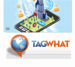 Tagwhat, AR Location-Based Social Network