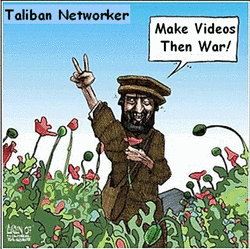 Taliban are social networkers too!