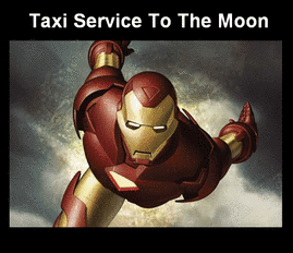 SpaceX &amp; Real Iron Man To Fly To The Moon (Don&#039;t Tell Kevin Smith)