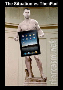 'The Situation' vs 'The iPad'