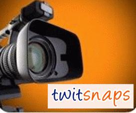 Twitsnaps - video & photo sharing