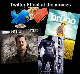 Twitter Effect at the Movies