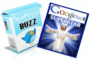 Twitter Buzz vs Google Buzz!