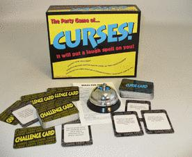 Curses - a game of spellbinding fun!