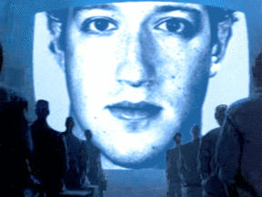 Zuckerberg's Insignia Signifies Cult Leader?