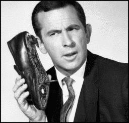 The Original Shoe Phone