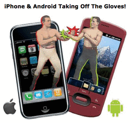 iPhone, Android & Knocking Live